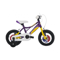 Los Angeles Lakers Bicycle mtb kid 12