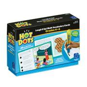 Educational Insights Hot Dots Laugh It Up! Math Vocabulary, Grades 4-6