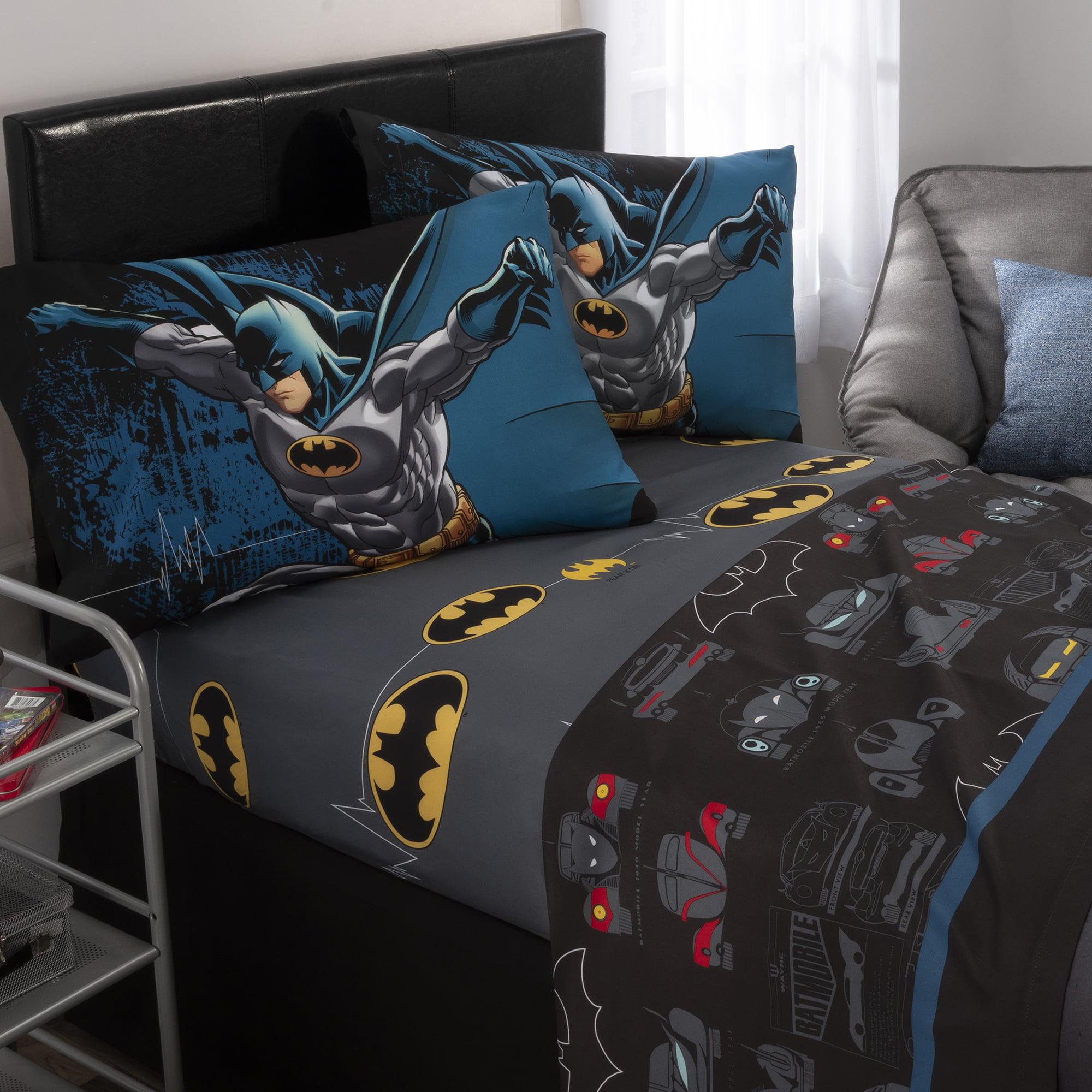 Warner Bros. Batman Guardian Speed Kids Sheet Set, 1 Each