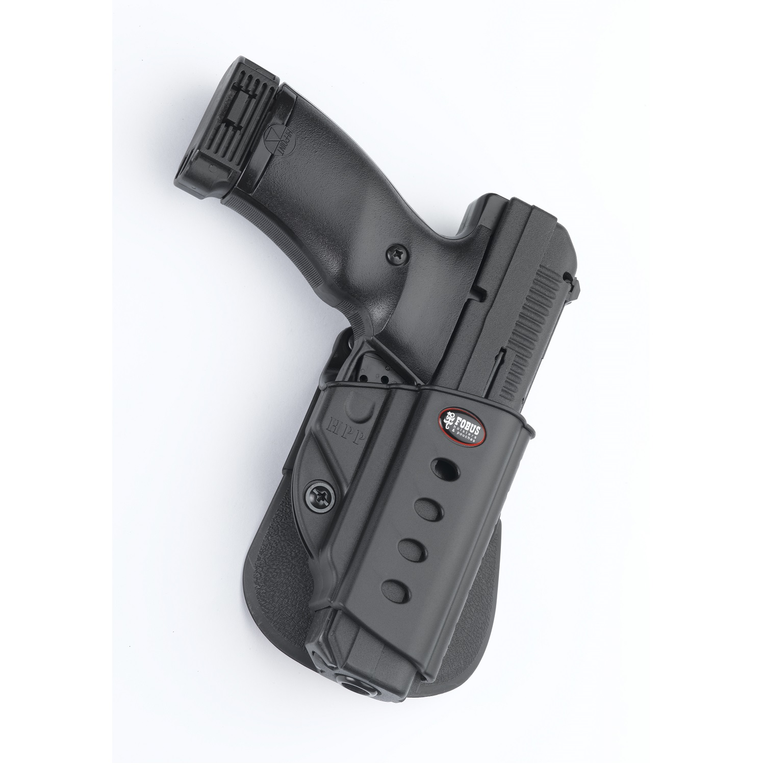 Click here to buy Fobus Evolution Paddle Holster Hi-Point SKU: HPP with Elite Tactical Cloth by Fobus.