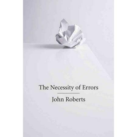 The Necessity of Errors