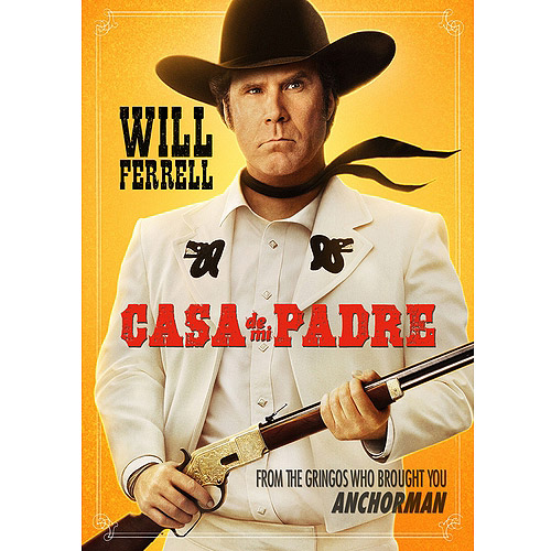 Casa De Mi Padre (With INSTAWATCH) (Widescreen)