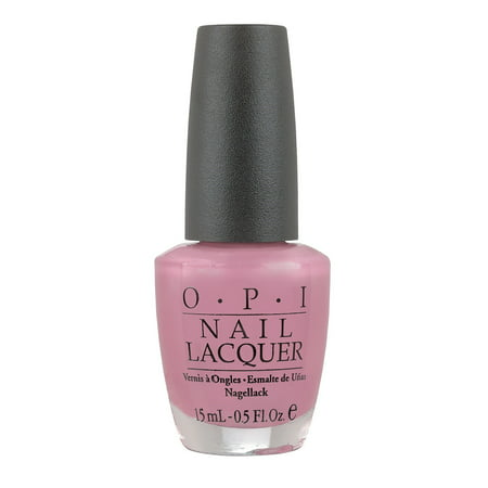 OPI Nail Lacquer, Aphrodite's Pink Nightie, 0.5 Fl (Ciclopirox Topical Solution 8 Nail Lacquer Reviews)