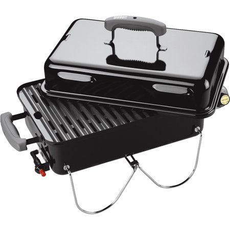 weber 1 burner go anywhere gas grill. Black Bedroom Furniture Sets. Home Design Ideas