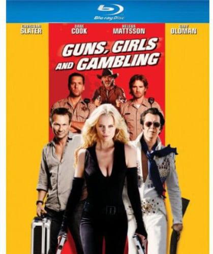Guns, Girls and Gambling (Blu-ray)