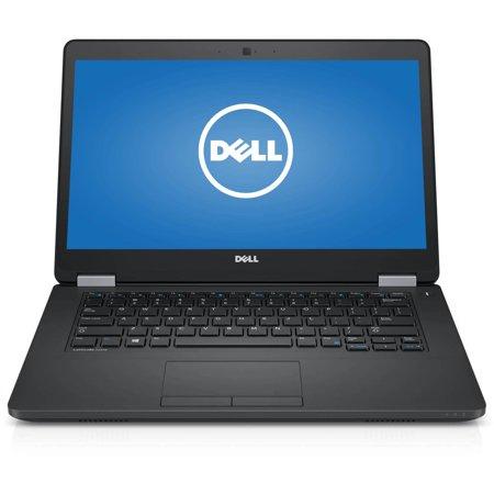 Dell Latitude 14  Laptop  Windows 10 Pro  Intel Core I5 6300U Processor  8Gb Ram  180Gb Solid State Drive