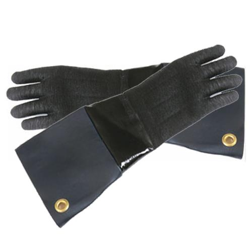 San Jamar T1217 17 in Rotissi Neoprene Gloves by SAN JAMAR