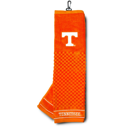 Team Golf NCAA Tennessee Embroidered Golf Towel by Generic