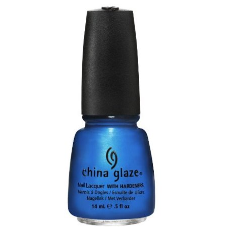 China Glaze Nail Polish, Splish Splash, 0.5 Oz