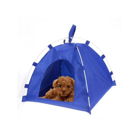 Animal Weight - Maraso Pet Puppy Portable Folding Home Tent Dog Cat Sleeping Bed (Fit Animal Weight Within 5 kg)