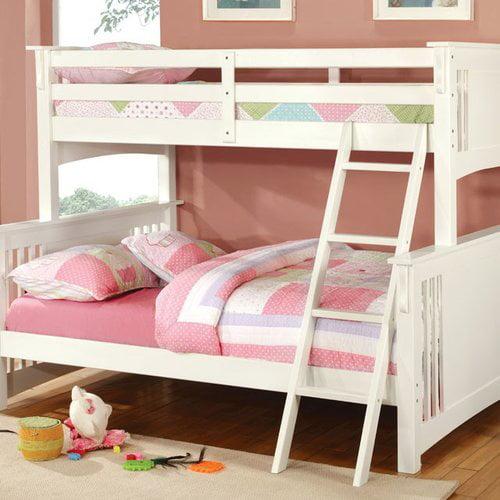 Harriet Bee Genebern Twin over Full Bunk Bed