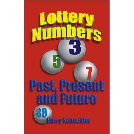 Lottery Numbers Past  Present   Future
