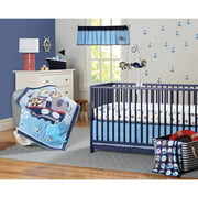 Garanimals Boating Buddies Crib Bedding Set, 3-Piece