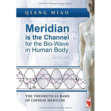 Meridian Is The Channel For The Bio Wave In Human Body