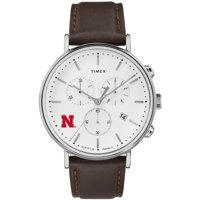 Nebraska Cornhuskers Timex General Manager Watch - No Size