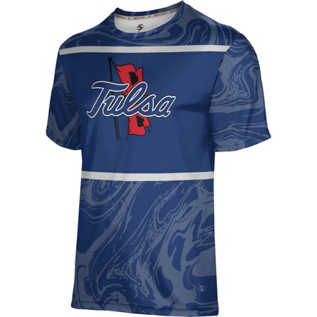 ProSphere Men's University of Tulsa Ripple Tech Tee ()