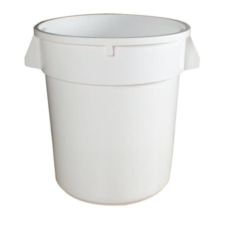 (Huskee Receptacle White 10 gal)