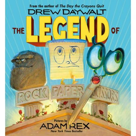 Legend of Rock, Paper, Scissors