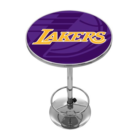 NBA Chrome Pub Table - Fade - Los Angeles Lakers