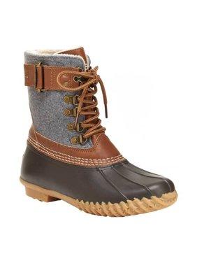 JBU by Jambu Women's Calgary Mid Duck Boots