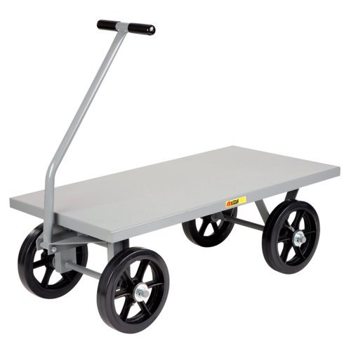 Little Giant Heavy Duty Flush Deck Wagon Cart