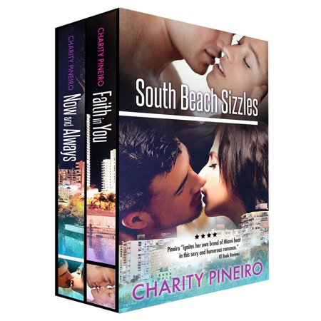 South Beach Sizzles Boxed Set - eBook