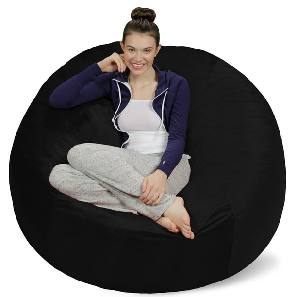 Sofa Sack 5 ft Bean Bag Chair, Multiple Colors