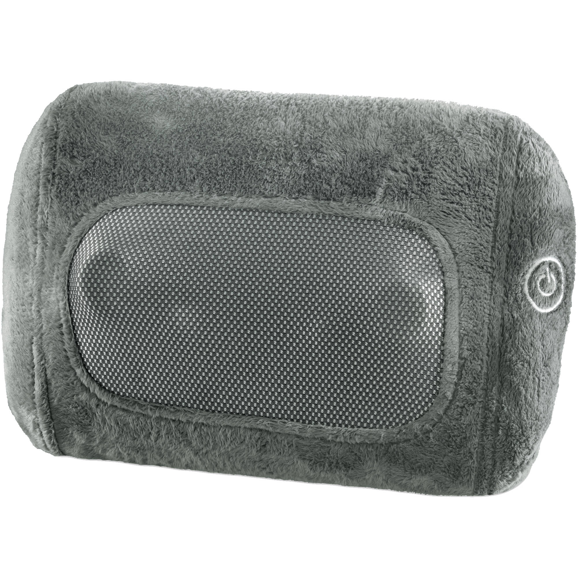 HoMedics Thera P Shiatsu Massage Pillow Walmart