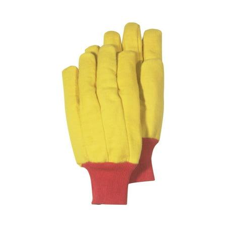 Handmaster 565KWT-3 Men Fleece Chore Glove, Large, 3 Pair