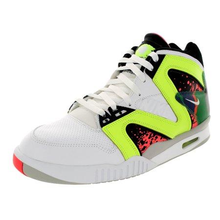 42378c62ad00 ... Nike Air Tech Challenge Hybrid Basketball Men s Shoes Size ...