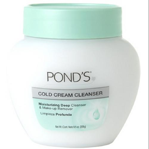 Pond's Cold Cream Cleanser 9.50 oz (Pack of 2)