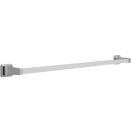 Bath Unlimited D2430pc 30 Polished Chrome Futura Towel Bar