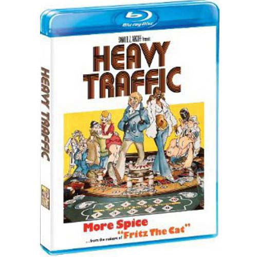 Heavy Traffic (Special Edition) (Blu-ray) (Widescreen)