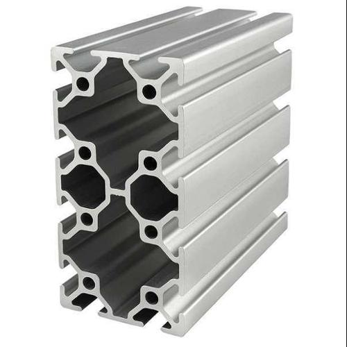 80/20 25-5010-4M Framing Extrusion,T-Slotted,25 Series G0471655