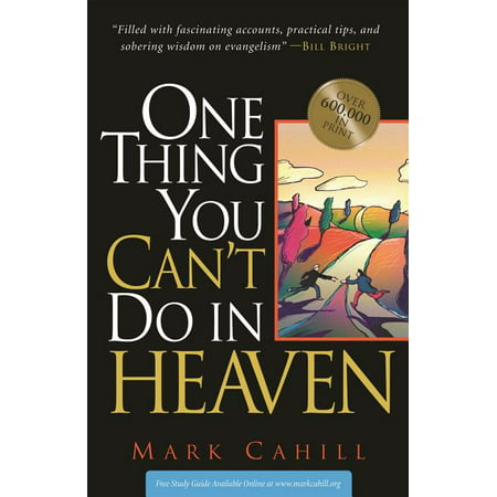 One Thing You Can't Do in Heaven (Edition 5) (Paperback)