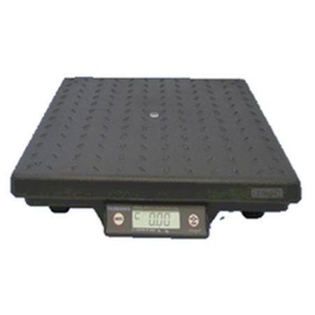 Fairbanks Scales 29824C Ultegra Flat Top Bench Scale 14 X 14 In. 150 Lb. USB Output USB