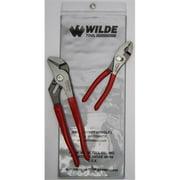 Wilde Tool G259Psp.Np/Vp 2-Piece G262-G271 Hang-Up Vinyl Pouch Set