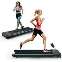 Deals on CITYSPORTS Walking Pad Treadmill with Audio Speakers