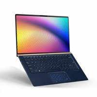 """ASUS ZenBook 13 Ultra-Slim Durable Laptop 13.3"""" FHD Wideview, Intel Core i7-8565U Up to 4.6GHz, 16GB RAM, 512GB PCIe SSD + TPM Security Chip, Numberpad, Windows 10 Pro - UX333FA-AB77, Royal Blue"""