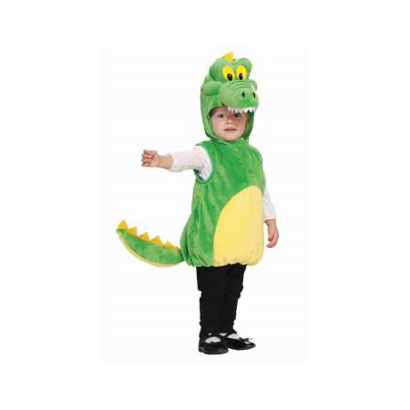 CUDDLEE COSTUME-CROCODILE-TOD - Baby Crocodile Costume