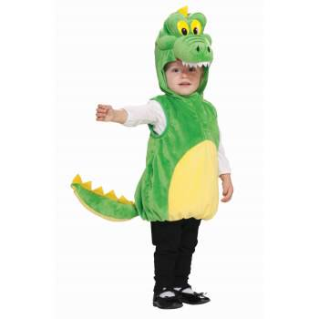 CUDDLEE COSTUME-CROCODILE-TOD - Peter Pan Crocodile Costume