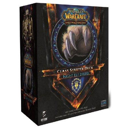 World of Warcraft Summer 2011 Night Elf Druid Class Starter Deck [Alliance]