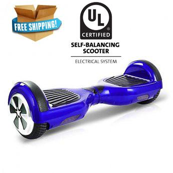 Rastar Hoverboard 6,5 inch Wheel Classic Style | Blue