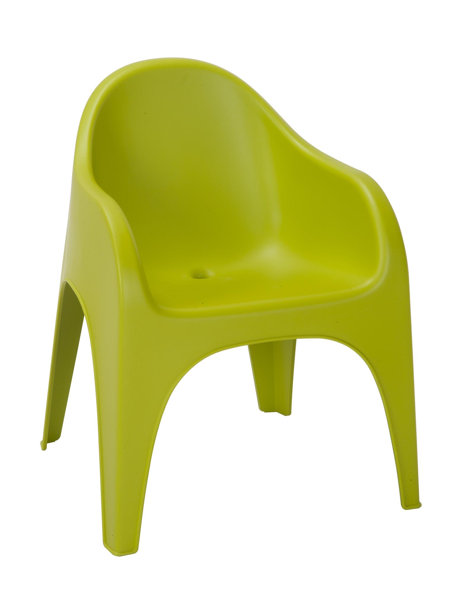 COSCO Commercial Molded JUGA Chair Designed By Karim Rashid, Indoor, Outdoor,  Stacking, Green, 2 Pack   Walmart.com