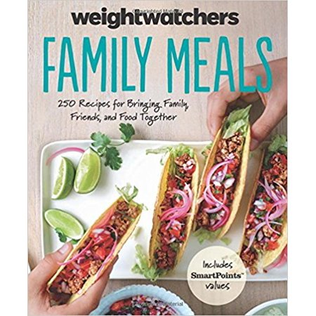 Weight Watchers Family Meals : 250 Recipes for Bringing Family, Friends, and Food (Weight Watchers Alfredo Sauce Recipe Laughing Cow)