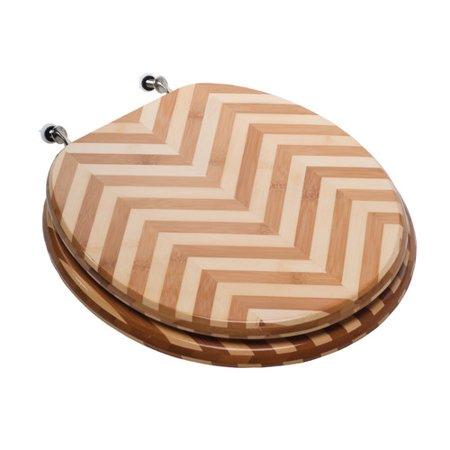 Marvelous Comfort Seats Premium Piano Wood Round Toilet Seat Dailytribune Chair Design For Home Dailytribuneorg