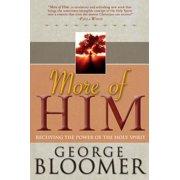 More of Him - eBook