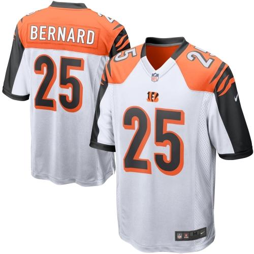 Giovani Bernard Cincinnati Bengals Nike Game Jersey - White