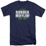 The Office Recycle Mifflin Mens Big and Tall Shirt