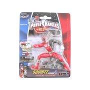 Power Rangers Squirtz Squirt Gun Key Chain by Basic Fun